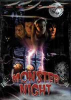 Monster Night cover
