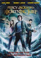 Percy Jackson & the Lightning Thief cover