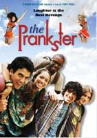 The Prankster cover