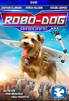 Robo-Dog: Airborne cover