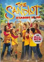 The Sandlot 3 Heading Home cover