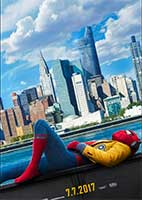 Spiderman: Homecoming cover