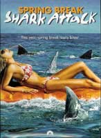 Spring Break Shark Attack cover