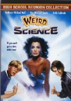 Weird Science cover