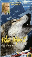 White Wolves II: Legend of the Wild cover